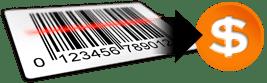 Barcode pricing