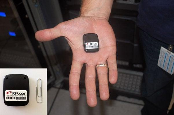 RF Code M174 Active RFID Tag
