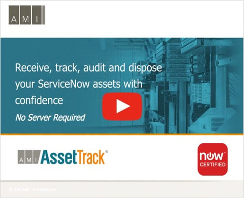 IT Asset Tracking for ServiceNow