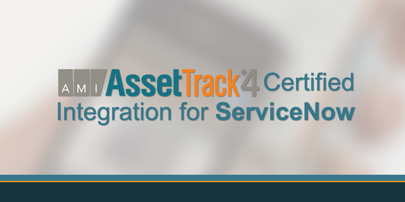 AssetTrack Certified Integration for ServiceNow - ITAM for
