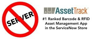 AssetTrack for ServiceNow