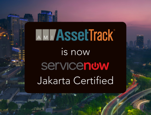 AssetTrack for ServiceNow is Jakarta Certified