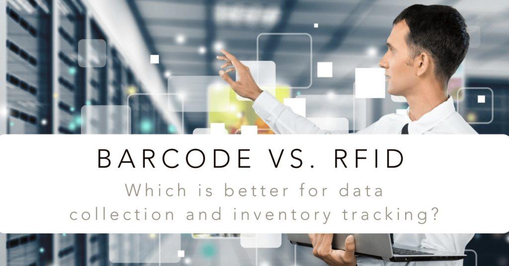 barcode vs. RFID