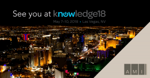 ServiceNow Knowledge 18