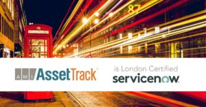 ServiceNow London Certified