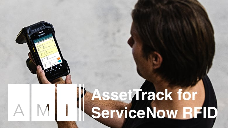 AssetTrack for ServiceNow RFID